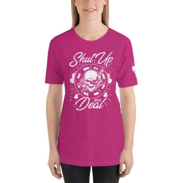 Private: Koala T. Poker – Shut Up And Deal – Women's T-shirt