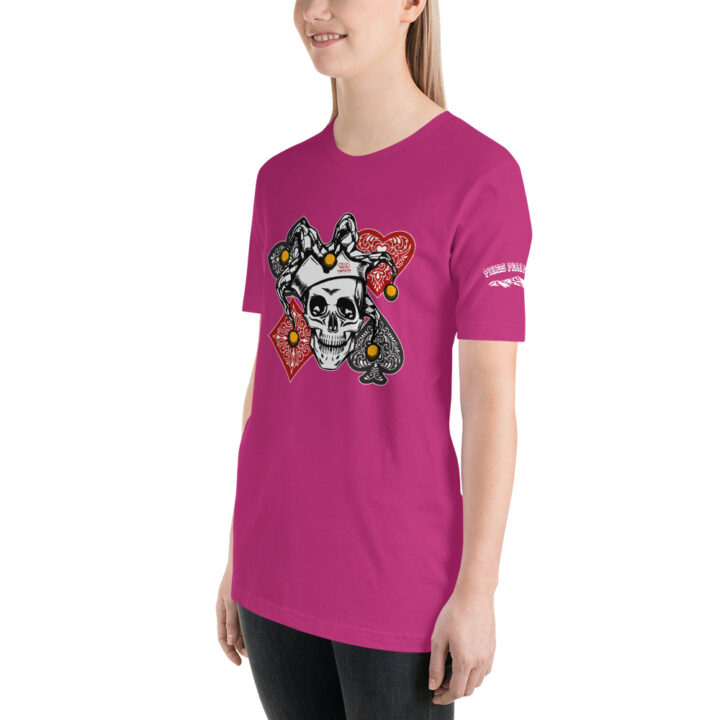 Private: Pikes Peak Poker – Poker Joker –  Women's T-shirt