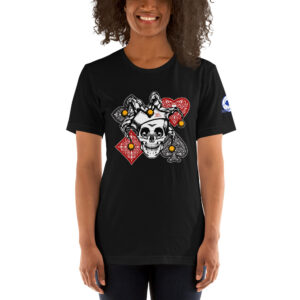 Buffalo Pub Poker – Poker Joker –  Women's T-shirt