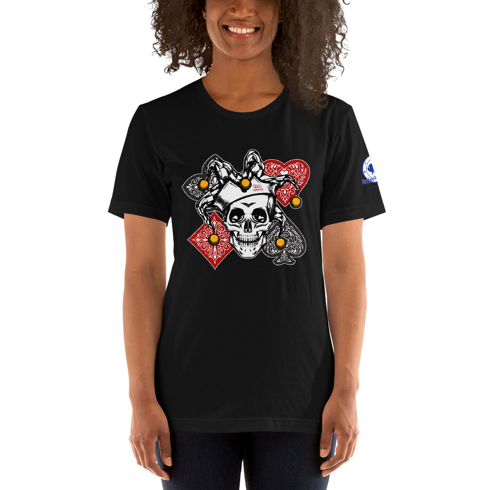 Buffalo Pub Poker – Poker Joker –  Women's T-shirt