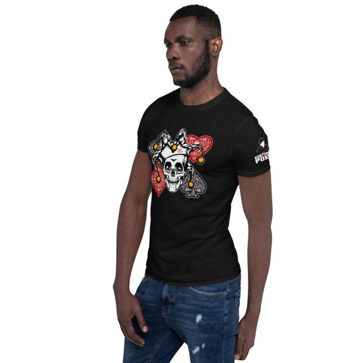 Kontenders – Poker Joker –  Men's T-shirt