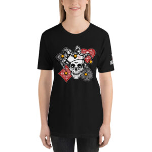 Kontenders – Poker Joker –  Women's T-shirt