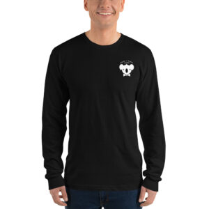 Private: Koala T. Poker – Long Sleeve T-shirt