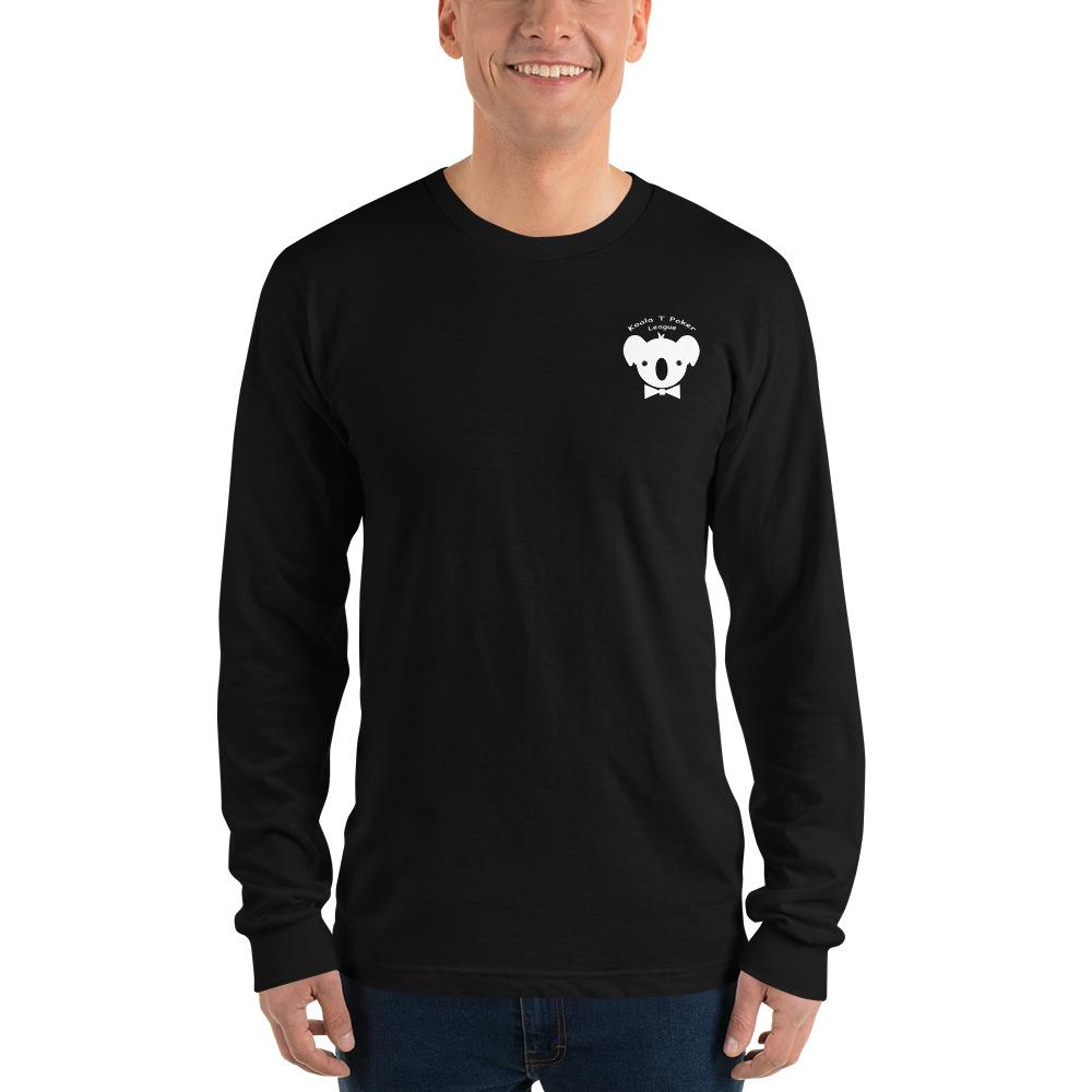 Private: Koala T. Poker – Long Sleeve T-shirt