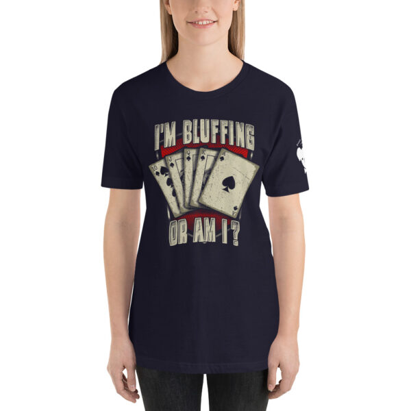Private: Koala T. Poker – I'm Bluffing Or Am I? –  Women's T-shirt