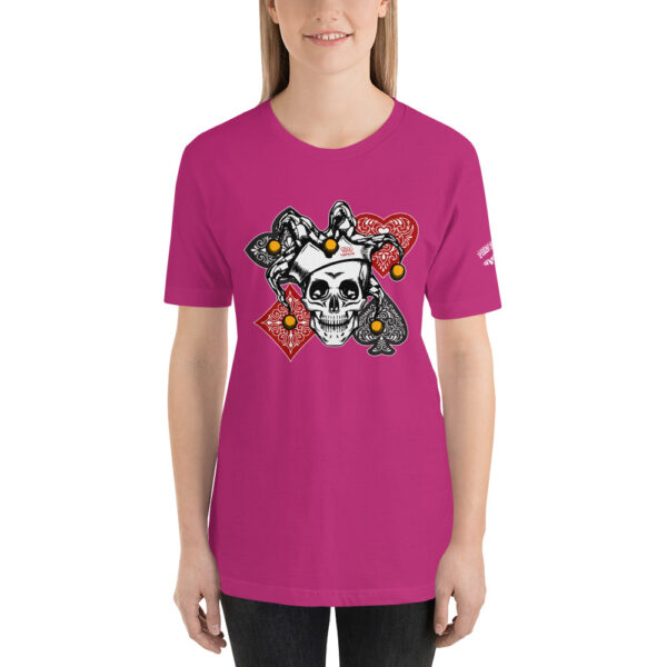 Private: Pikes Peak Poker – Poker Joker –  Women's T-shirt