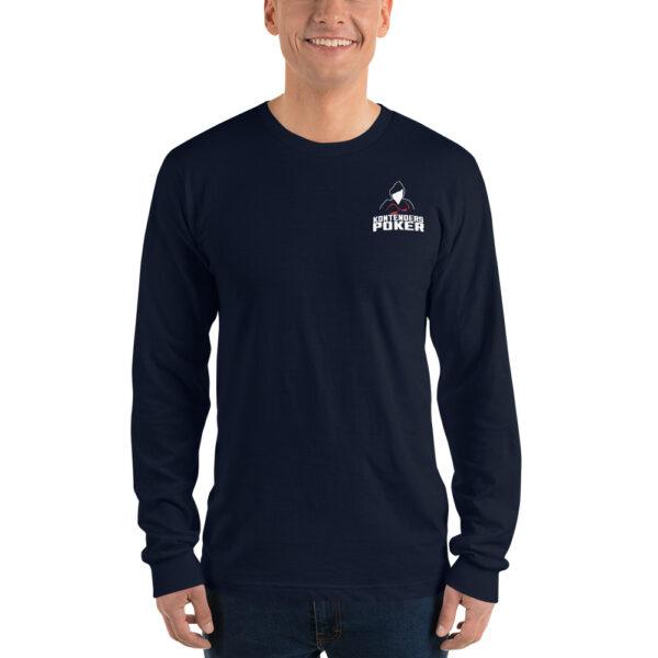 Private: Kontenders – Long Sleeve T-shirt