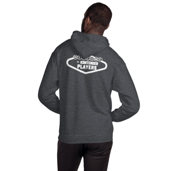 Private: Welcome – Unisex Hoodie