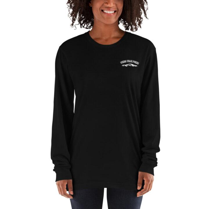 Private: Pikes Peak Poker – Long Sleeve T-shirt